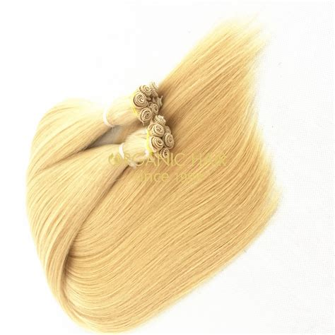 tied weave styles hand tied weft hair styles weave hair china oem hand tied