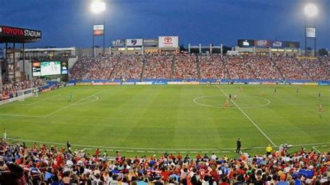 Hotels Near Toyota Stadium Frisco Tx Gold Cup At Frisco S Toyota Stadium To Bring Economic