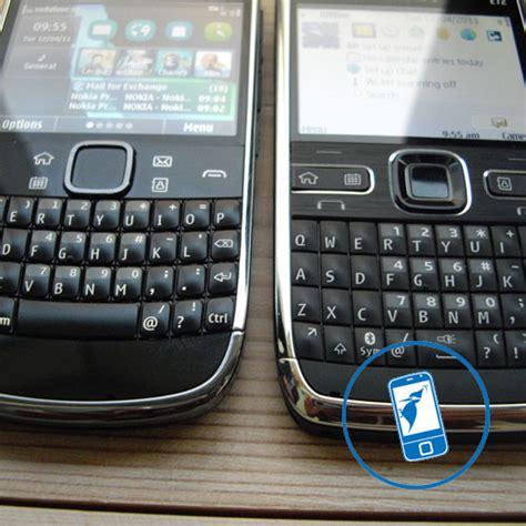 Hp Nokia E6 nokia e6 qwerty