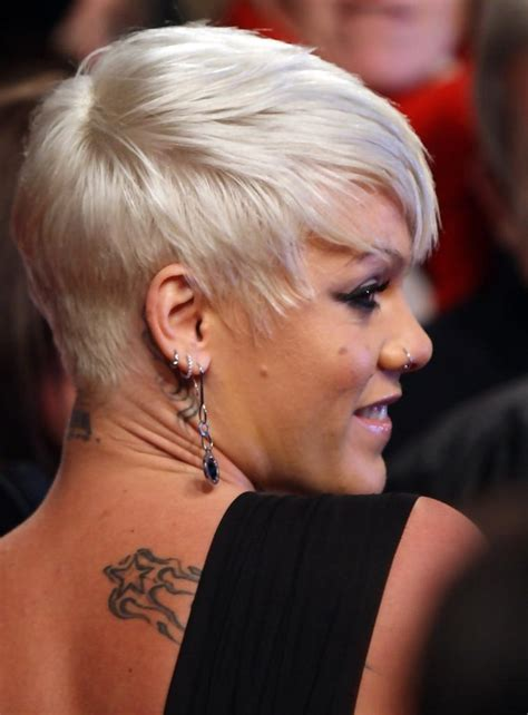 Pink Hairstyles by 20 Best Of Pinks Haircuts