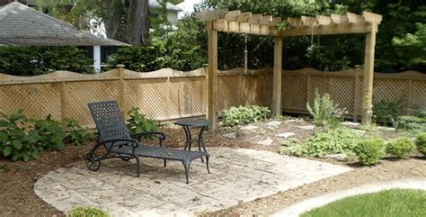 cost to redo backyard easy ways to make your yard more private designer mag
