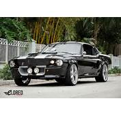 1967 Custom Ford Mustang Fastback Pit Viper  For Sale