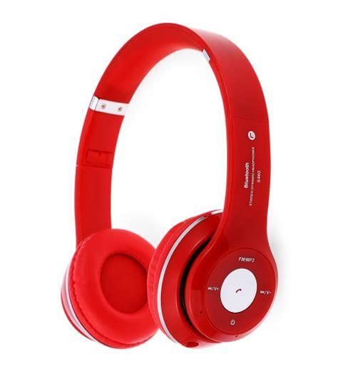 Headphone Beats S460 S460 High Definition On Ear Stereo Mp3 Bluetooth