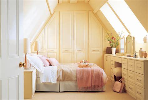 modern attic bedroom design ideas