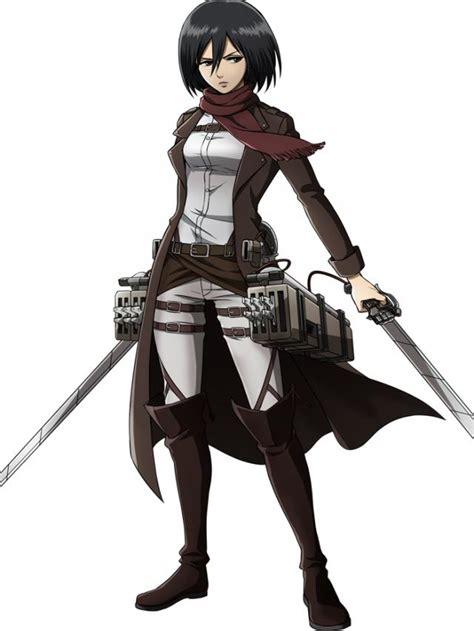 Tas Anime Shingeki No Kyojin Berkualitas ranking de chicas anime pelinegras 191 cuales tus favoritas listas en 20minutos es
