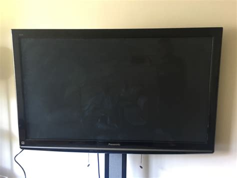 Tv Panasonic 50 Inch letgo 50 inch panasonic plasma tv wit in northtown il