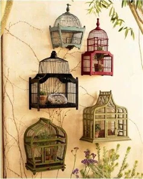 bird cage home decor using bird cages for decor 66 beautiful ideas digsdigs