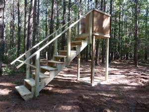 Deer Stand Stairs by Deer Stand Disabled Old Furnace 2015 9 16 2015 9 24 47 Am