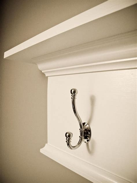 shelf with hooks for bathroom 17 best ideas about bathroom hooks on pinterest towel