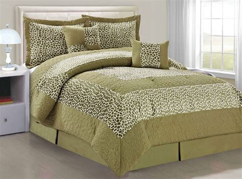 green comforter sets green giraffe comforter set blissful comforts