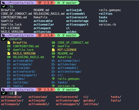 terminal color schemes iterm2 zsh with powerlevel9k power up your terminal s