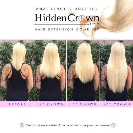 crown clip in hair extension tag a friend you know would be amazed by this hidden crown