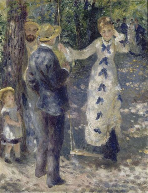the swing renoir 48 best auguste renoir prints images on