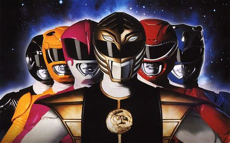 Nixon Pawer Rangers tokunet podcast 09 mighty morphin power rangers the