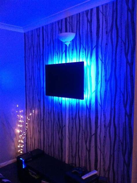 Light Up Your Tv Using Rgb Led Strips Instyle Led Using Led Lights