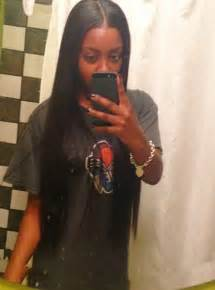 black hair weave part in the middle sew in more on pinterest sew ins sew in weave and