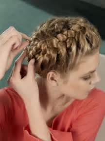 frisuren lange haare besondere anlässe anleitung flechtfrisuren