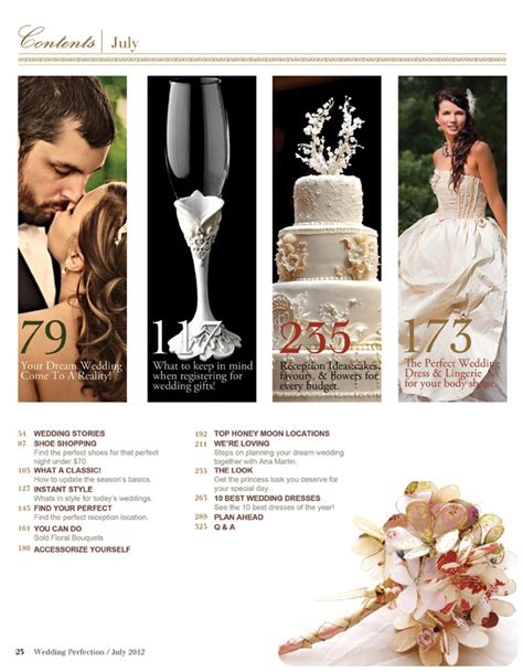 Wedding Magazine Design by 17 Best Images About Page Layouts On Villas