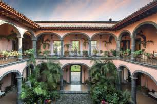 Colonial Style Home Interiors 5 haciendas that take your breath away venuelust