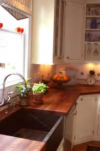 Wood Kitchen Countertops by Countertops Kitchen Details And Design