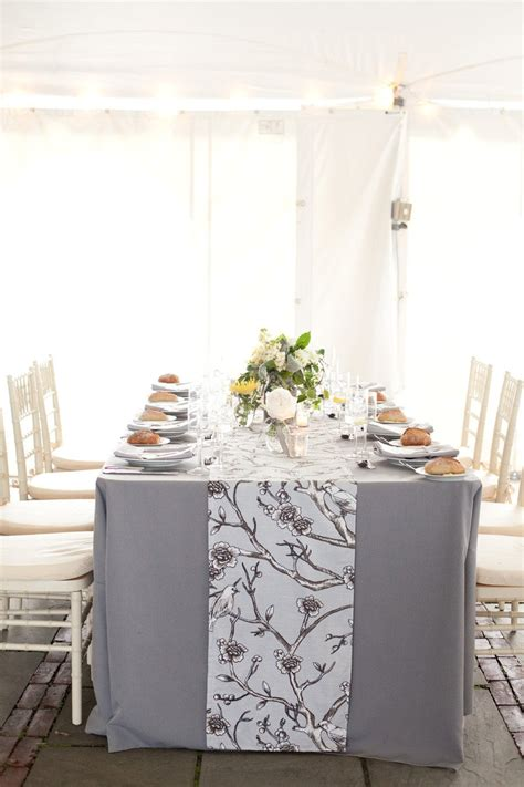 grey runner wedding 192 best images about gray weddings on pinterest