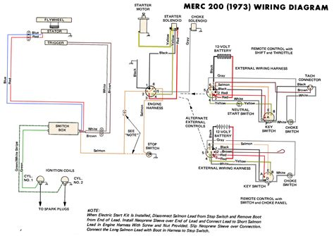 tilt trim wiring schematic 2001 40 hp mercury tracker