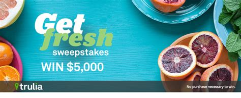 Trulia Sweepstakes - trulia offers brokers chance to win 5 000 if they turn on direct listings feed inman