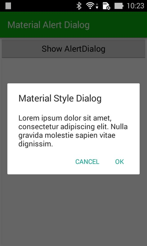 theme line android running man android tip alertdialog with material design style in pre