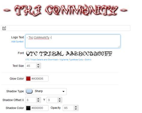 9 cara membuat header blog cara membuat logo untuk header blog tkj community
