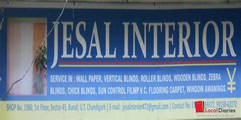 interior designers zirakpur jesal interior in sector 45 chandigarh localdiaries