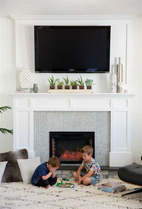 design ideas tv over fireplace best 25 tv over fireplace ideas on pinterest tv above