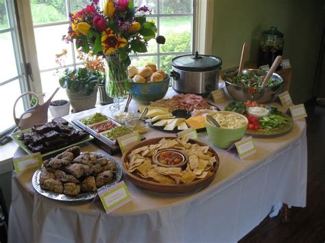 baby shower food table www imgkid com the image kid