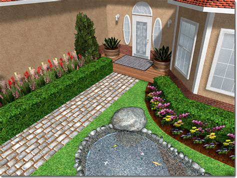 Landscape Hedges Pictures Adding A Hedge