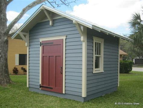 craftsman shed historic shed florida