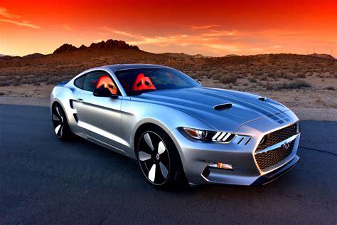 Mustang Auto Sport by Galpin Auto Sports Rocket Prototype 2014