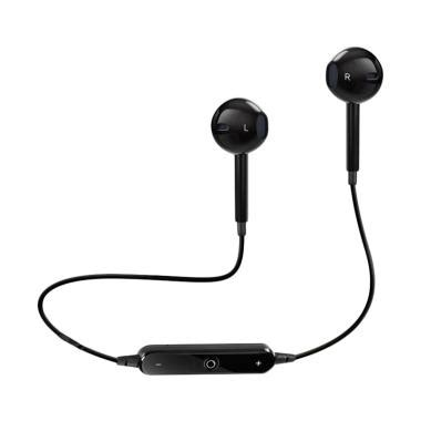 Headset Bluetooth Untuk Laptop jual unique mono stereo bt s6 bluetooth wireless headset for smartphone pc tablet android ios