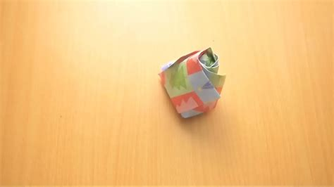 How To Fold Paper Roses - how to fold a paper 22 steps wikihow rachael edwards