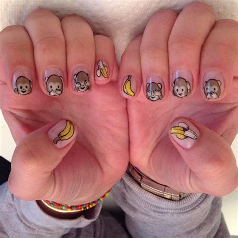 what's your fav emoji? here's how to wear it on your nails