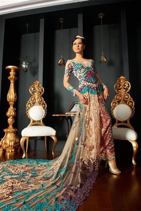desain dress kebaya modern 788 best images about traditional modern kebaya on