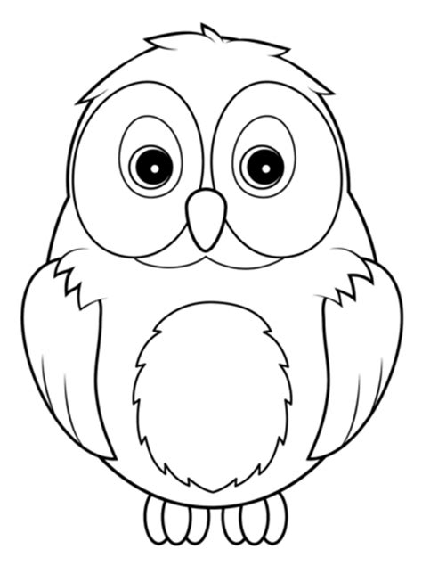 printable picture of owl cute owl coloring page free printable coloring pages