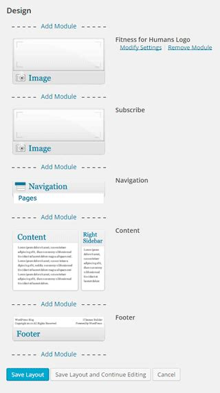 email layout builder how to create an email list building wordpress theme using