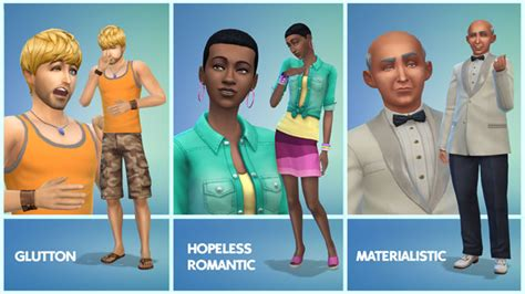 the sims 4 wikipedia trait the sims 4 the sims wiki wikia