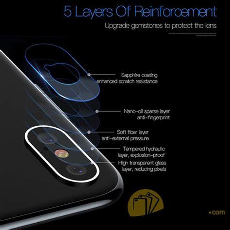 combo d 225 n viền v 224 cường lực iphone xs max totu design