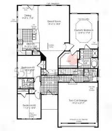 Brentwood Floor Plan Brentwood Floorplan 1730 Sq Ft Stonegate West