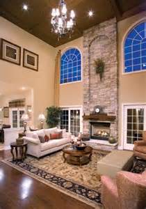 Arched Window Drapes 1000 Images About Two Story Family Room On Pinterest