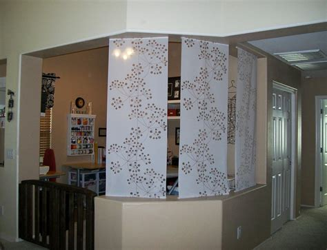 curtain style room dividers best decor things curtain panel room dividers best decor things