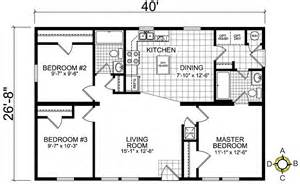 1999 redman mobile home floor plans hamilton 3 bed 2 bath