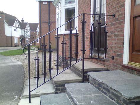Decorative Handrails Garton Forge Garden Gallery
