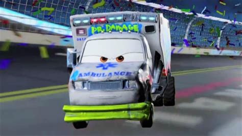 Doctor After Car 2 by Cars 3 Driven To Win Dr Damage Race Gameplay Hd