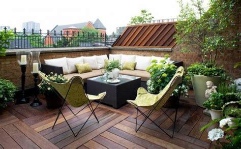 pflanzen für wohnzimmer idee landhaus terrasse